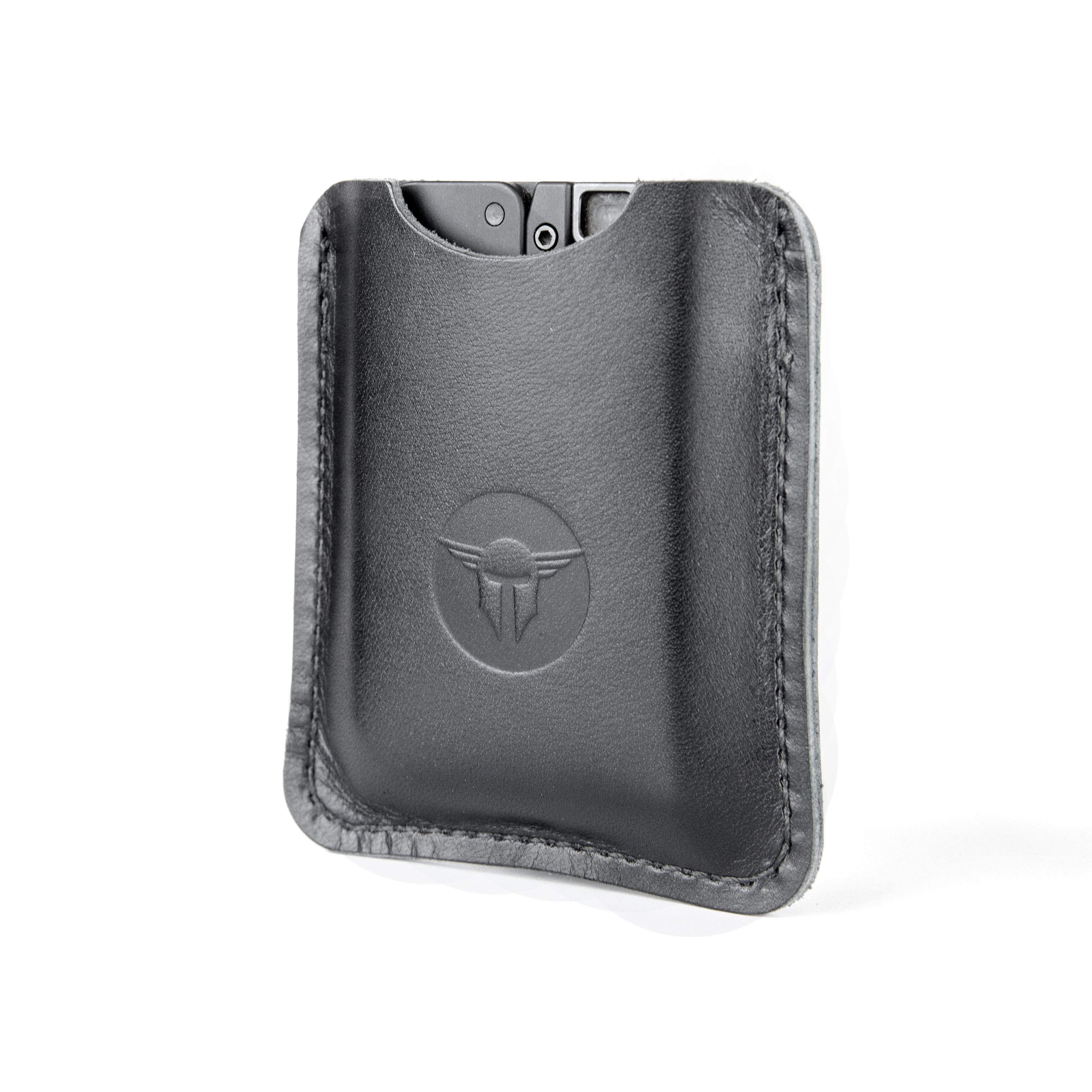 LifeCard Leather Sleeve - Trailblazer Firearms